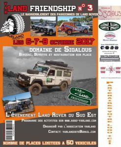 3° Var Land Friendship 2017 @ Domaine de Sigalous | La Crau | Provence-Alpes-Côte d'Azur | France