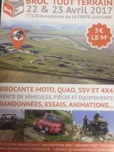 Broc Tout Terrain de la Ferté Gaucher @ La Ferté Gaucher | La Ferté-Gaucher | Île-de-France | France