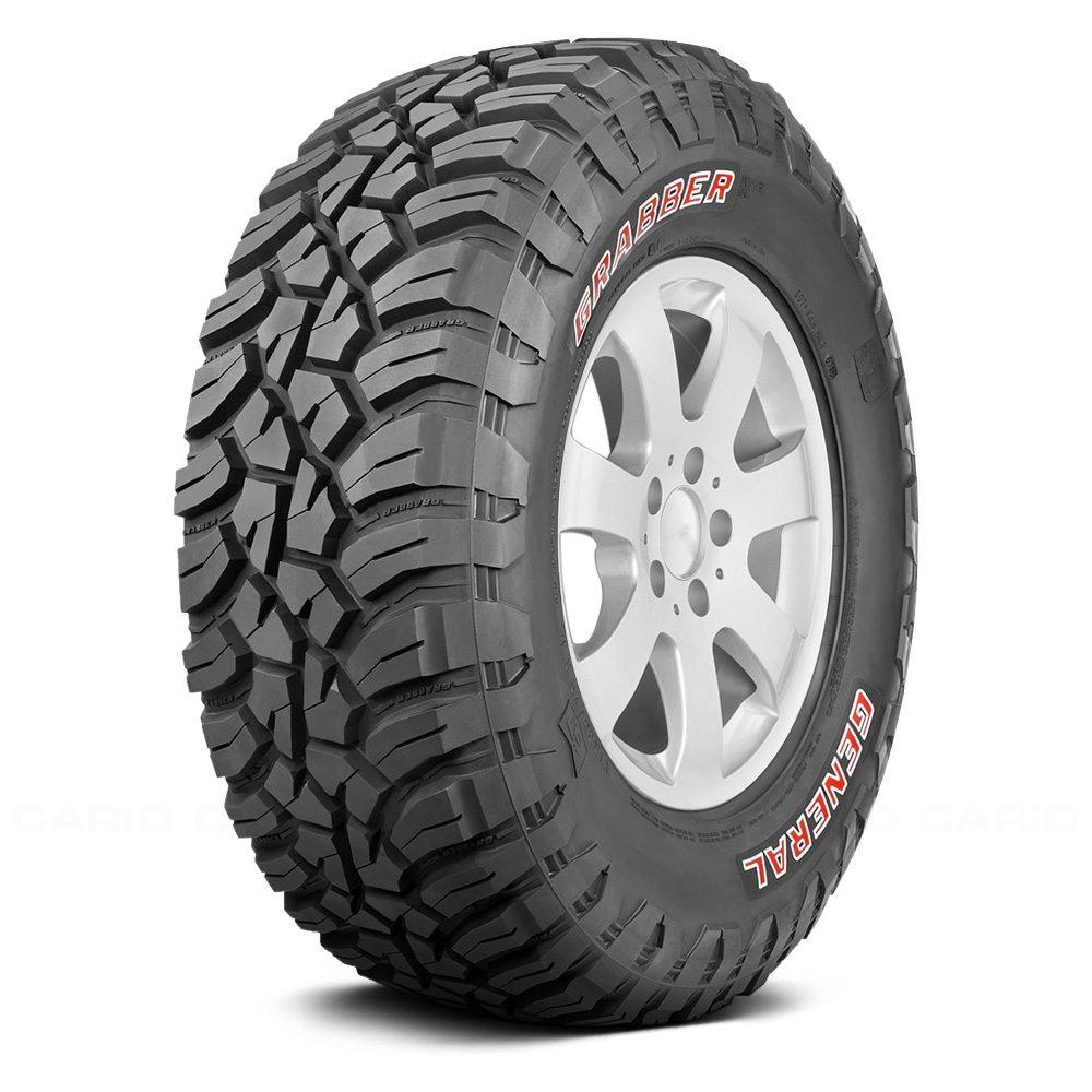 deux nouveaux pneus mixtes chez general tire le grabber at3 et le x3. Black Bedroom Furniture Sets. Home Design Ideas