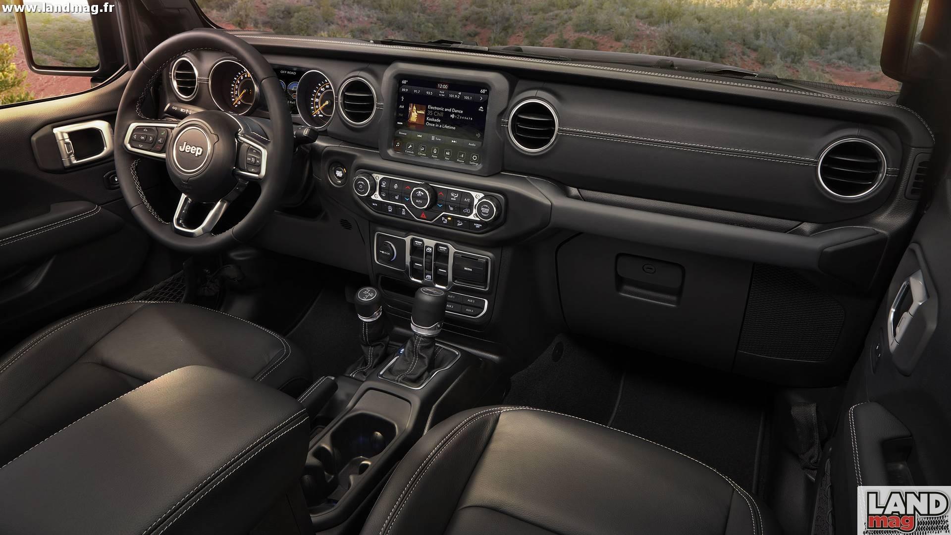 Favori Jeep Wrangler, Mercedes Classe G: quelle place pour le futur  WI43