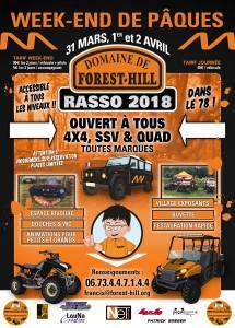 Rassemblement Domaine de Forest Hill 2018 @ Montaler le Bois | Montalet-le-Bois | Île-de-France | France