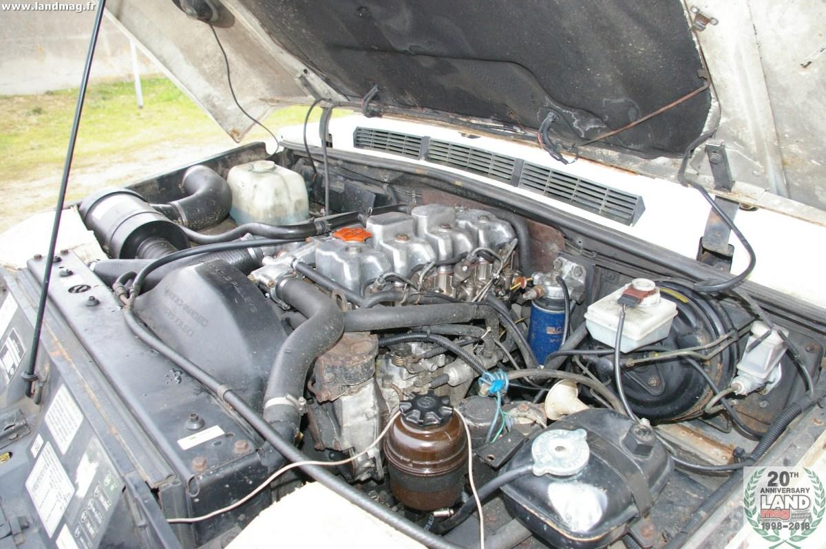 Range Rover: bien entretenir les moteurs Diesel VM