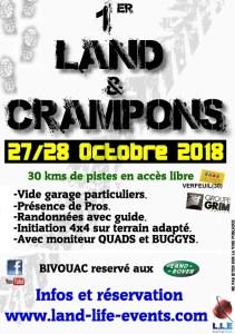 1er Land & Crampons 2018 @ Verfeuil | Verfeuil | Occitanie | France
