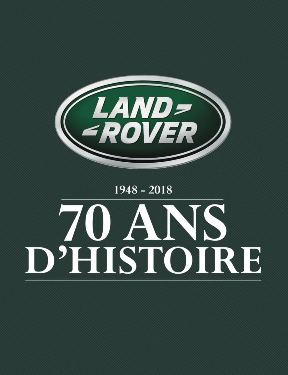 Livre Land Rover