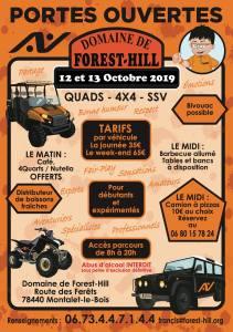 Portes Ouvertes Octobre - Domaine de Forest Hill @ Montalet le Bois | Montalet-le-Bois | Île-de-France | France