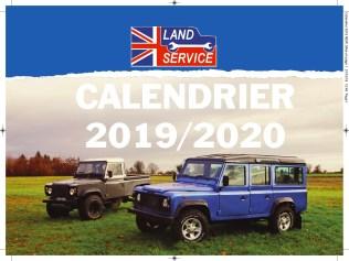 Calendrier 2019 NEW1