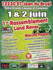 Land Douze @ St Jean du Bruel