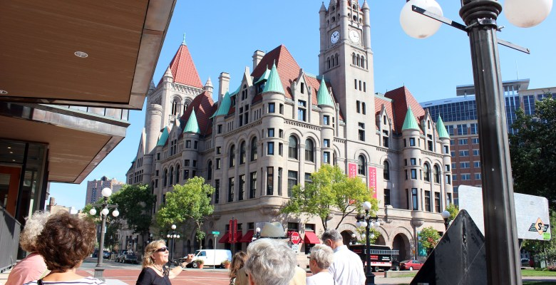 Saint Paul Walking Tours