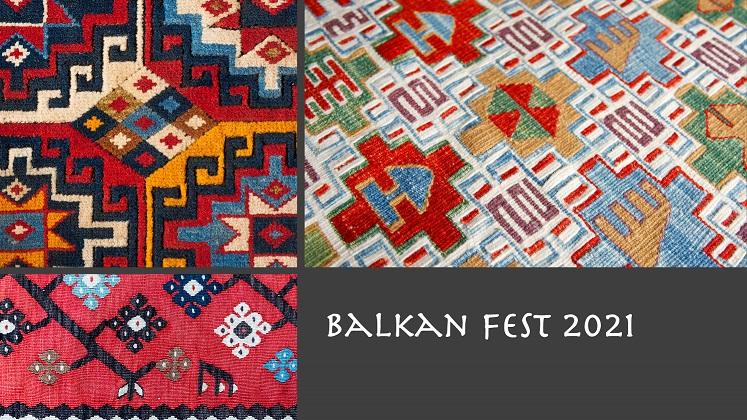 Balkan Fest title card
