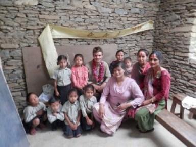 maya anne school