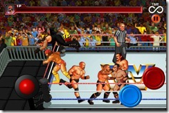wwe wrestlefest android game 1