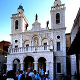Cana wedding church in Galilee