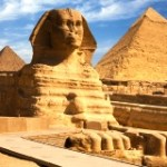 Great Sphinx of Giza of Pharaoh Khafra (Chephren)