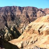 Judean desert wilderness: Dargot canyon