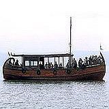 Holy Land pilgrimage boat ride on Sea of Galilee