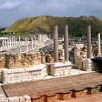 Beit Shean & Roman Scythopolis