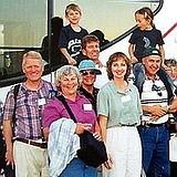 St. Thomas, Naperville, Holy Land pilgrimage group