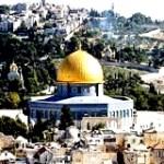 Dome of Rock in Jerusalem