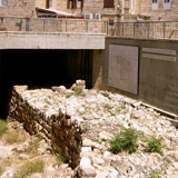 Jerusalem: Broad Wall from the time of Isaiah & Nehemiah (Neh. 3:8)