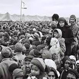 Yemenite Jewish refugees in Israel - Operation Magic Carpet 1949-50