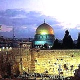 Jerusalem Wall & Mosque