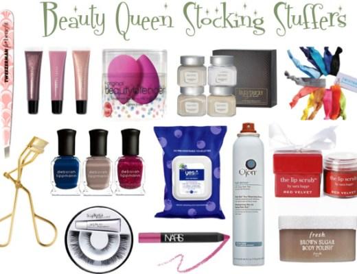 beauty queen stocking stuffers