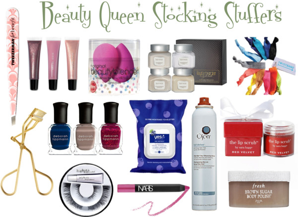 beauty queen stocking stuffers