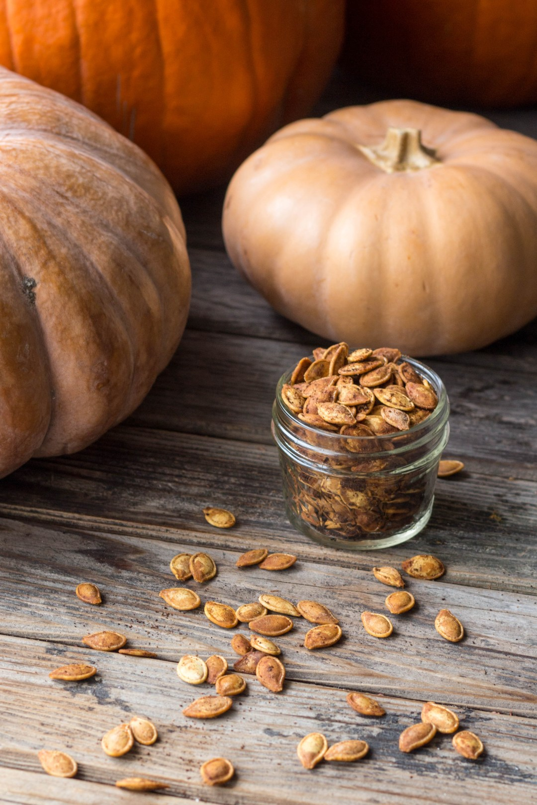 paleo roasted pumpkin seeds