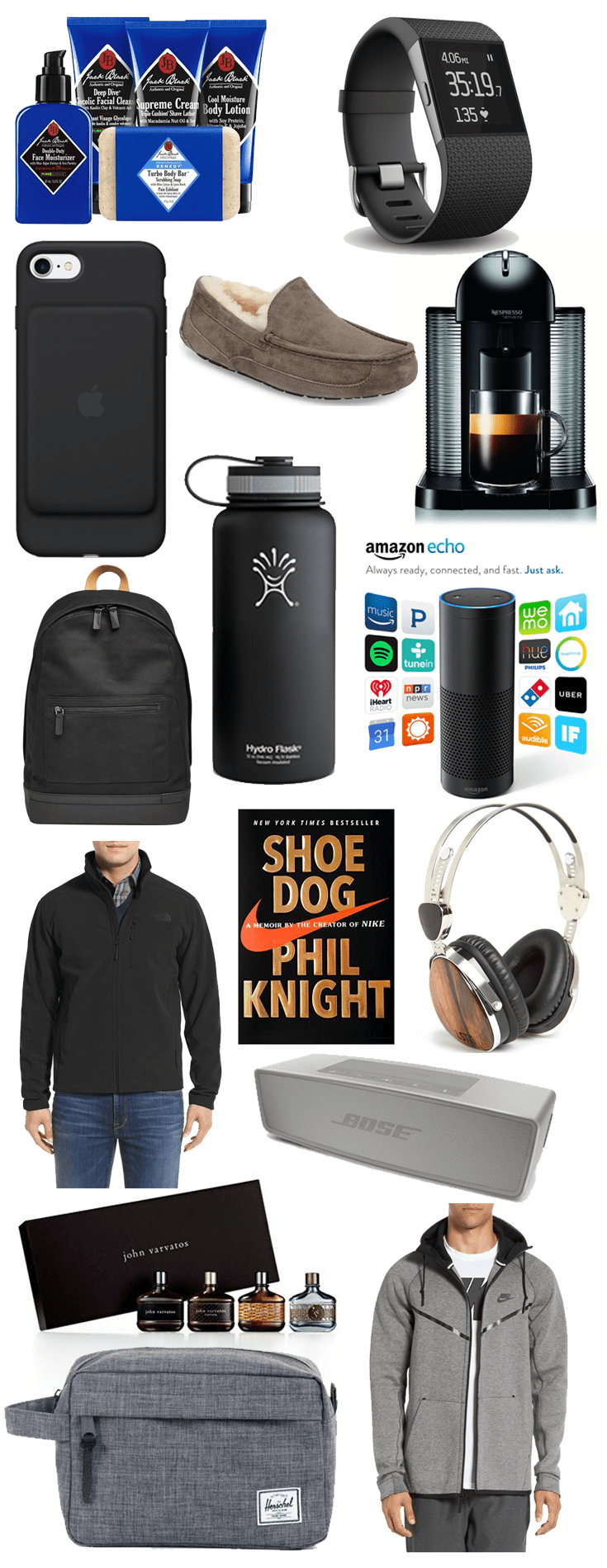 Land of Lou's Gift Guide for Him