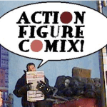 Action Figure Comics by Brent Brown on Toonanet