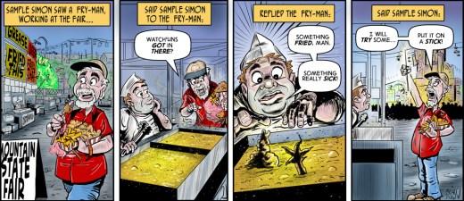 Fair Tale by Brent Brown