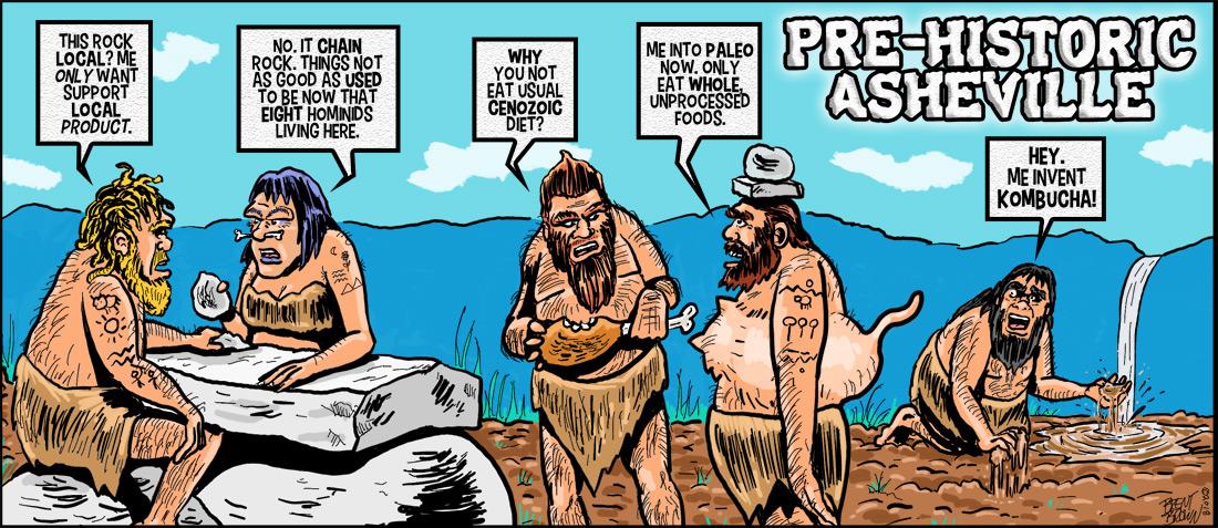 Prehistoric Asheville