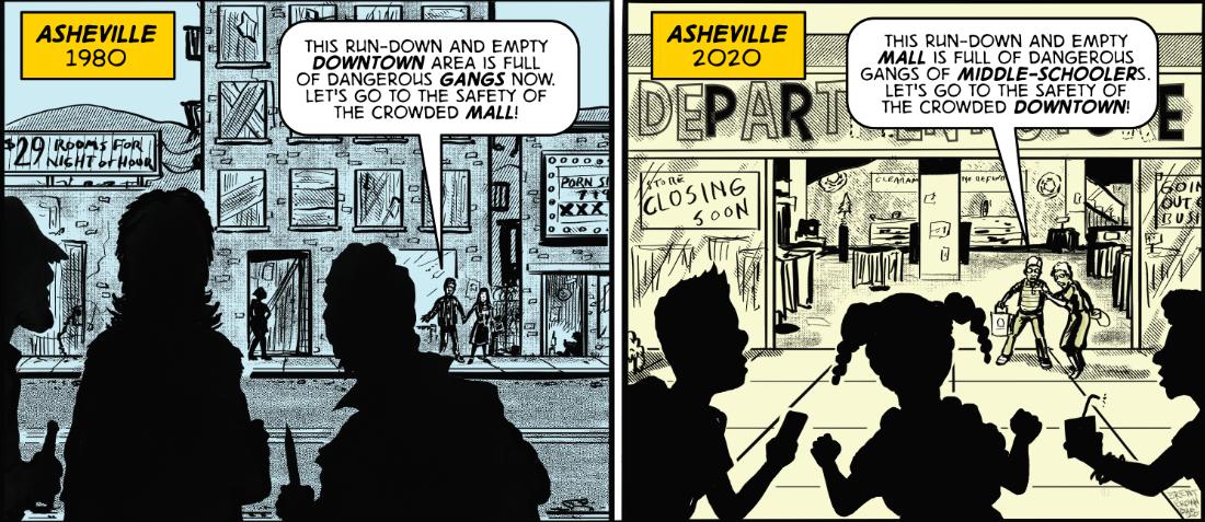 Gangs of New Asheville
