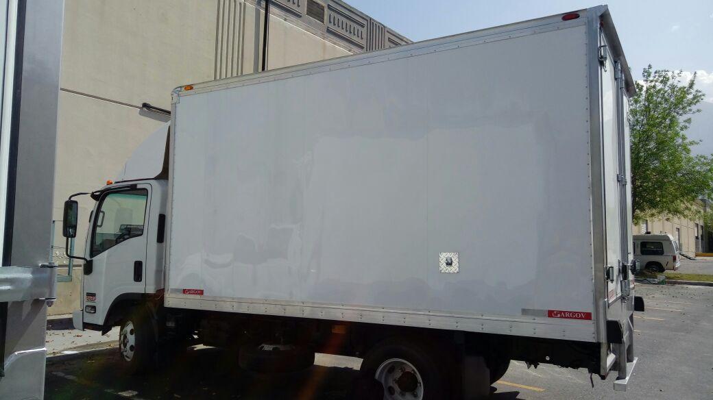Camión sin rotulado