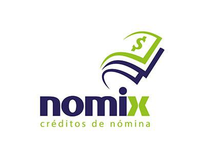 Logotipo Nomix