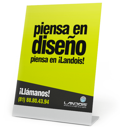 Display anuncio publicitario