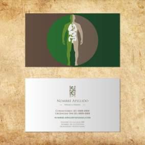 tarjetas de presentacion_dr