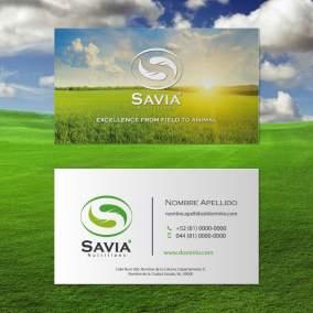 tarjetas de presentacion_savia