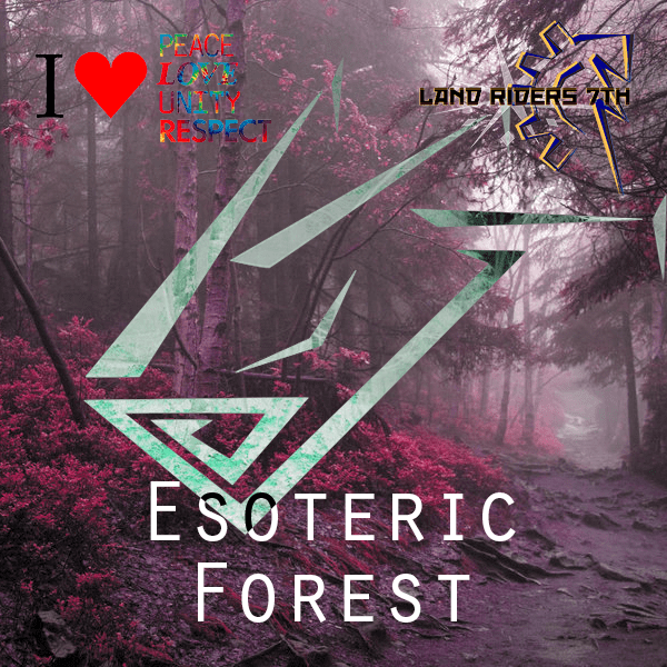 Esoteric Forest Collaberation with I love Plur