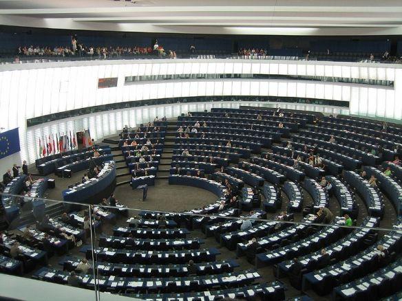 Bruxelles, il Parlamento Europeo