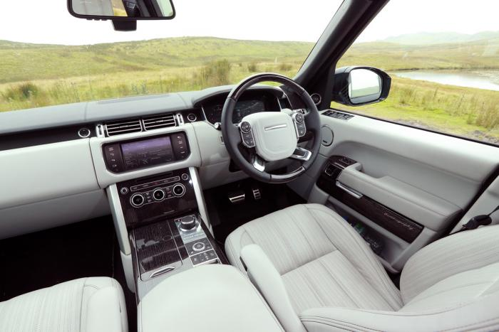 2013 Range Rover First Ride AutoExpress The Land Rover