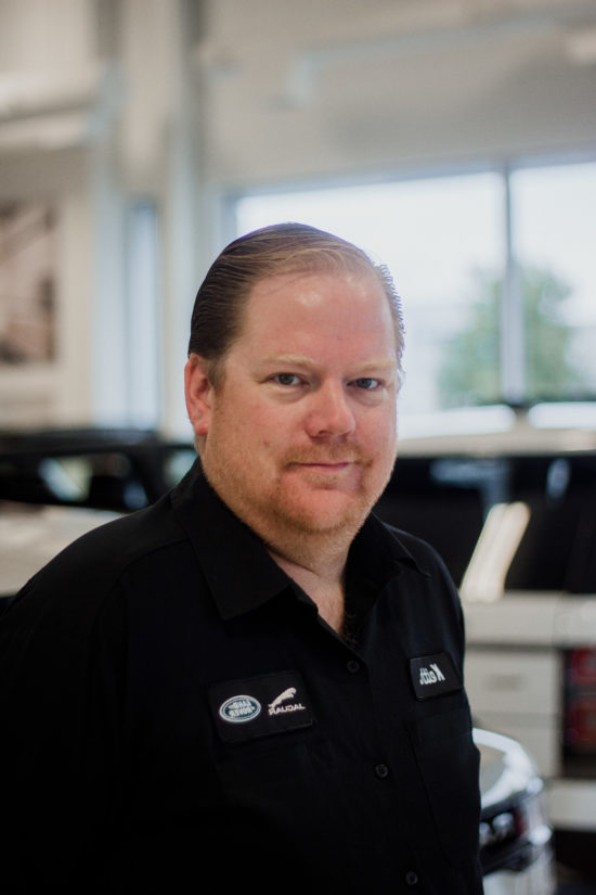 Keith Klaiber - Parts Advisor