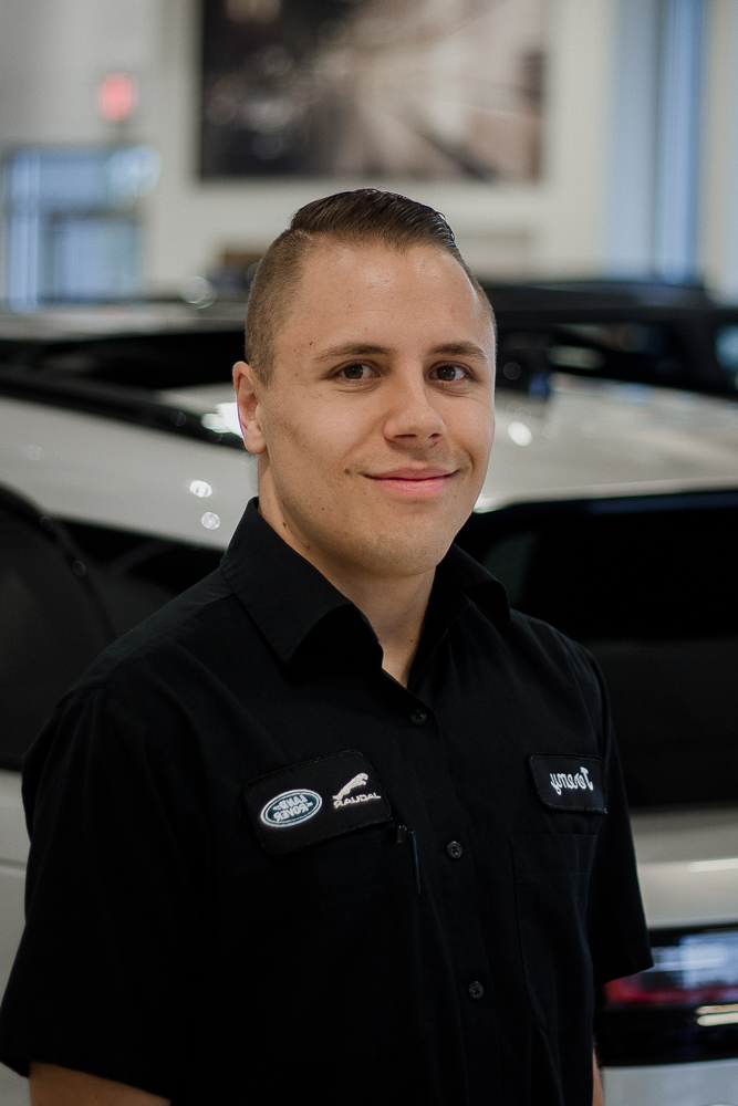 Jeremy Sandner - Parts Advisor