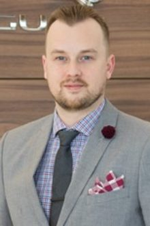 Rob Woudwyk - Sales Consultant