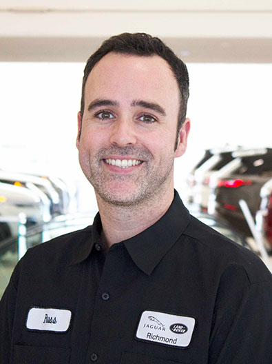 Russell Owen - Land Rover Technician