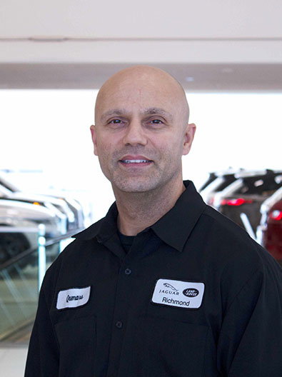 Qumars Yorish - JAGUAR LAND ROVER TECHNICIAN