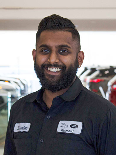 Brandon Murthi - JAGUAR LAND ROVER TECHNICIAN