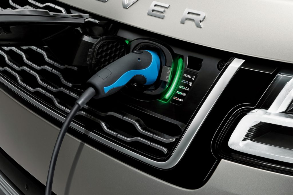 Jaguar Land Rover completes deal with PlugSurfing