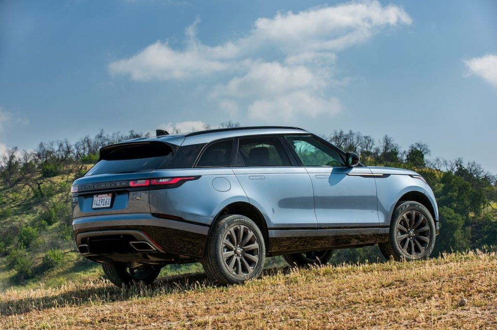 2018 Range Rover Velar R-Dynamic SE Review