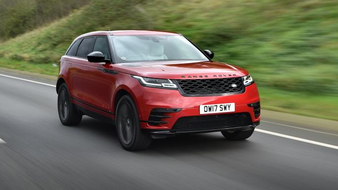 Five reasons why we love: Range Rover Velar